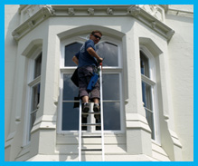 FCG Window Cleaning in Leamington Spa, Warwick, Stratford upon Avon, Kenilworth, Solihull, Knowle, Dorridge, Hatton, Henley in Arden